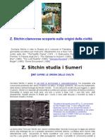 Zecharia Sitchin e Il X Pianeta