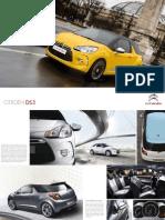 Catálogo Citroën DS3