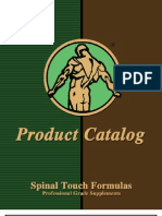 Spinal Touch Catalog