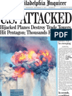 The Philadelphia Inquirer 9-12-2001