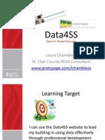 Data4SS Aug. 2011