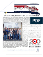 Paraguay Profile 2011 Issue 2