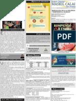 Boletín Informativo MASKIL CALAI del distrito misionero de San Andres 8