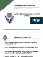 SEG Lightning Protection