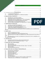 Programacion Anual Ef Con Competencias 1er Ciclo