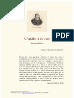 Sermao Parabola Joio Martinho Lutero