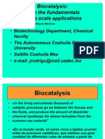 Bio Catalysis