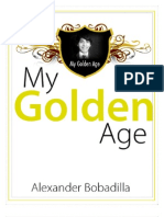 2011 My Golden Age de Alex Bobadilla