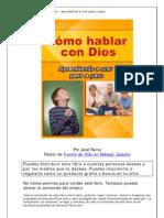 LA ORACIÓN-ESTUDIO BÍBLICO