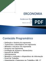 Ergonomia - Slides Aula 01