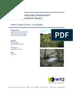 Volume II - 04 - D - Biological Resources Assessement