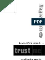 3.- Metz Melinda - Fingerprints - Trust Me