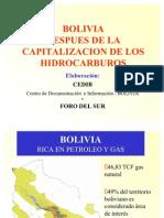 hidro de bolivia