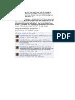Group FB Bank Trade