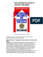 Zig Ziglars secretos de cerrar la venta por Zig Ziglar - 5 estrellas reseña del libro