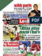 LE BUTEUR PDF du 13/08/2011