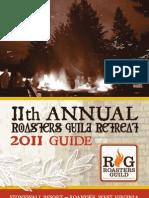 2011 Roasters Guild Retreat Guide