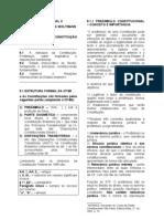 Unidade 4 - CF 1988 Estrutura e Principios