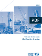 Classification_Grúas según norma FEM