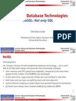 10-NoSQL