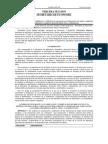 ACUERDO Que Establece La Clasificacion Codificacion de Mercancias DOF 30junio2007