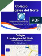 Colegio Los Ngeles Del Norte Presentacion Promocion
