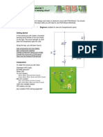 Tutorial 1 Drawing a Transistor Sensing Circuit