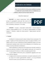 Controle Constitucionalidade - Ruben Flores