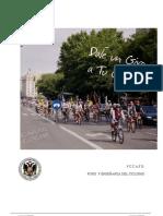 Modelo de Proyecto La Bici en Mi Ciudad