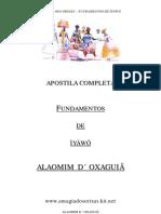 Apostila - Fundamentos de Ìyàwó