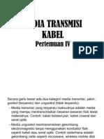 Pertemuan 5 - Media Transmisi-Wire