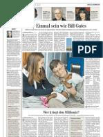 Financial Times Deutschland - Geld Für Gute Zwecke