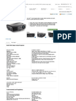 1210S Value Series Projector _ Dell India