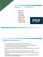 Interco Case Solution