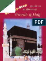 Step by Step Hajj Book 2008