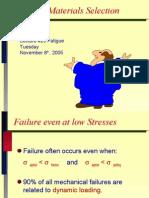 23 Fatigue