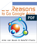 20 Reasons to Go Google Apps