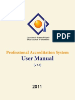 Saudi Council of Engineers Mannul