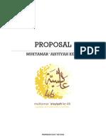 02.Proposal Muktamar 46