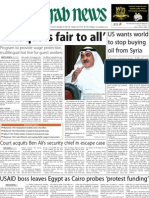 Nitaqat Interview - Arab News