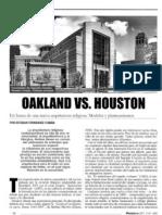 Oakland vs. Houston · Palabra 557 56-59