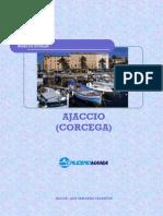Guia Cruceromania de Ajaccio (Corcega)