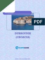 Guia Cruceromania de Dubrovnik (Croacia)
