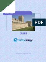 Guia Cruceromania de Bari (Italia)