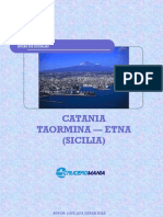 Guia Cruceromania de Catania (Sicilia)