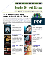 Top 10 Spanish Language Movies