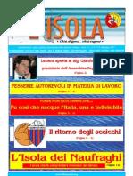 L'ISOLA n 5 - 2007