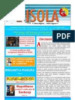 L'ISOLA n 2 - 2008