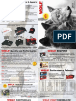 WOLF Performance Ammunition 2011 Product Catalog