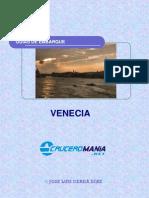 Guia Cruceromania de embarque en Venecia